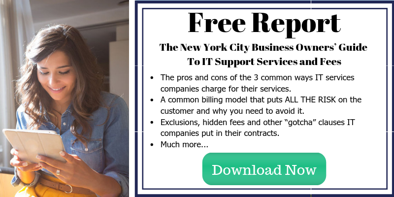 The New York City Business Owners' Guide To IT Support Services and Fees